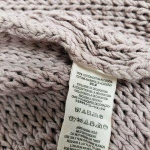 Free People Sweaters - Free People Woodstock Mauve Fringe Duster Cardigan